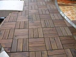 防腐木地板