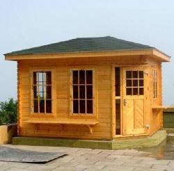 本溪防腐木屋