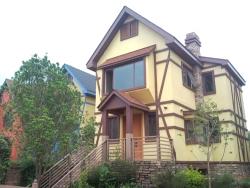 大连木结构别墅